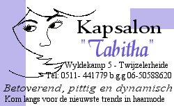Kapsalon Tabitha