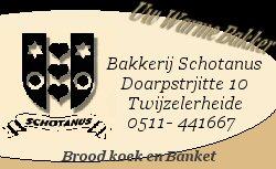Bakkerij Schotanus